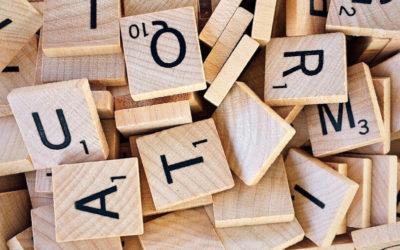 Le plaisir des anagrammes